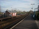 Wikipedia - Weeton railway station