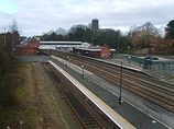 Wikipedia - Wellington (Shropshire) railway station