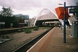 Wikipedia - Wembley Stadium railway station