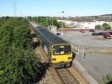 Wikipedia - Weston Milton railway station