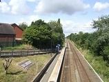 Wikipedia - Bilbrook railway station