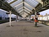 Wikipedia - Weymouth railway station