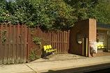 Wikipedia - Whiston railway station
