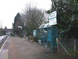Wikipedia - Whitchurch (Cardiff) railway station