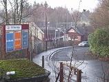 Wikipedia - Whitecraigs railway station