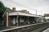 Wikipedia - Whittlesford Parkway railway station