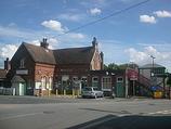 Wikipedia - Billingshurst railway station