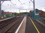 Wikipedia - Widdrington railway station