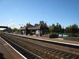 Wikipedia - Widney Manor railway station