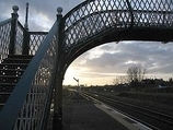 Wikipedia - Wigton railway station