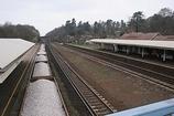 Wikipedia - Winchfield railway station