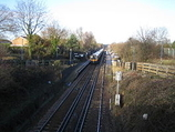 Wikipedia - Winnersh railway station