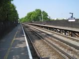 Wikipedia - Winnersh Triangle railway station