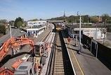 Wikipedia - Wokingham railway station