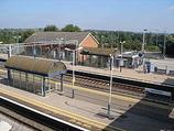 Wikipedia - Wolverton railway station