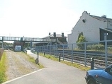 Wikipedia - Woodbridge railway station