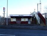 Wikipedia - Woodhall railway station