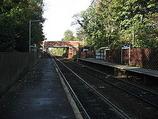 Wikipedia - Woodsmoor railway station