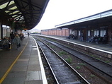 Wikipedia - Worcester Foregate Street railway station