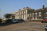 Wikipedia - Worcester Shrub Hill railway station