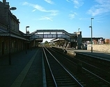 Wikipedia - Worksop railway station