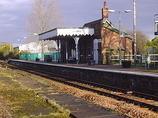 Wikipedia - Worstead railway station