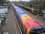 Wikipedia - Wraysbury railway station