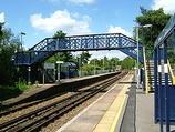 Wikipedia - Yalding railway station
