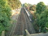 Wikipedia - Yardley Wood railway station