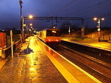 Wikipedia - Yoker railway station