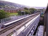 Wikipedia - Ystrad Rhondda railway station