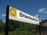 Wikipedia - Birkenhead Park railway station