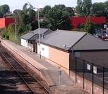 Wikipedia - Bishop Auckland railway station