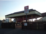 Wikipedia - Blackpool Pleasure Beach railway station