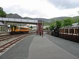Wikipedia - Blaenau Ffestiniog railway station