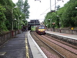 Wikipedia - Blairhill railway station