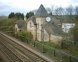 Wikipedia - Adwick railway station