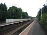 Wikipedia - Blakedown railway station