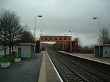 Wikipedia - Blaydon railway station