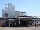 Wikipedia - Bletchley railway station