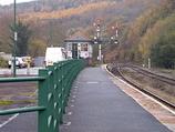 Wikipedia - Abercynon railway station