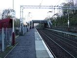 Wikipedia - Bogston railway station