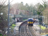 Wikipedia - Bookham railway station