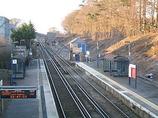 Wikipedia - Botley railway station