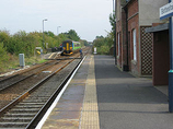 Wikipedia - Bottesford railway station