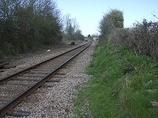 Wikipedia - Brampton (Suffolk) railway station