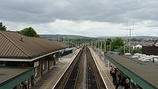 Wikipedia - Bridgend railway station