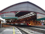 Wikipedia - Bristol Temple Meads railway station