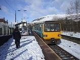 Wikipedia - Brithdir railway station