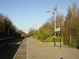 Wikipedia - Bromborough railway station
